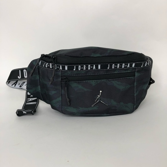 690a23c5121323 Men s Air Jordan Taping Crossbody Bag Fanny Pack